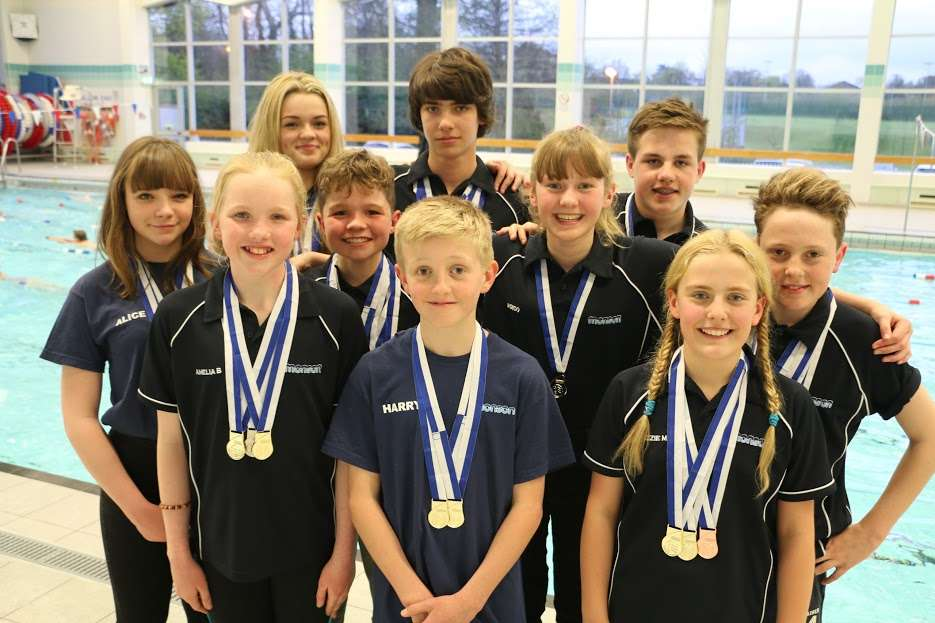 Bracknell & Wokingham Level 3 Open Meet
